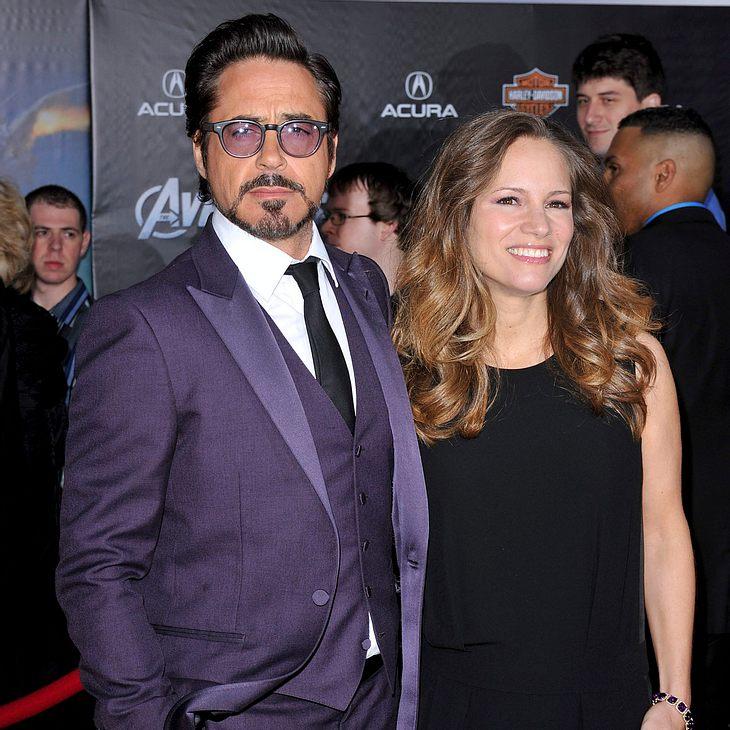Robert Downey Jr. genießt neue Zweisamkeit