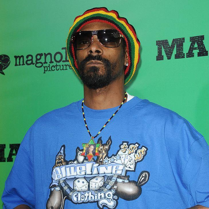 """Snoop Dogg: Kein Fan von """"The Voice"""""""