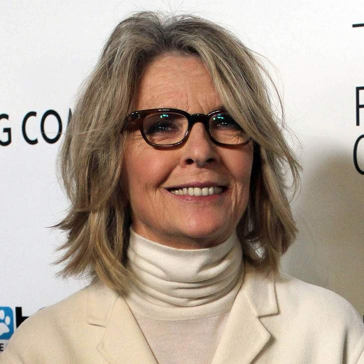 Diane Keaton dankt verstorbener Mutter