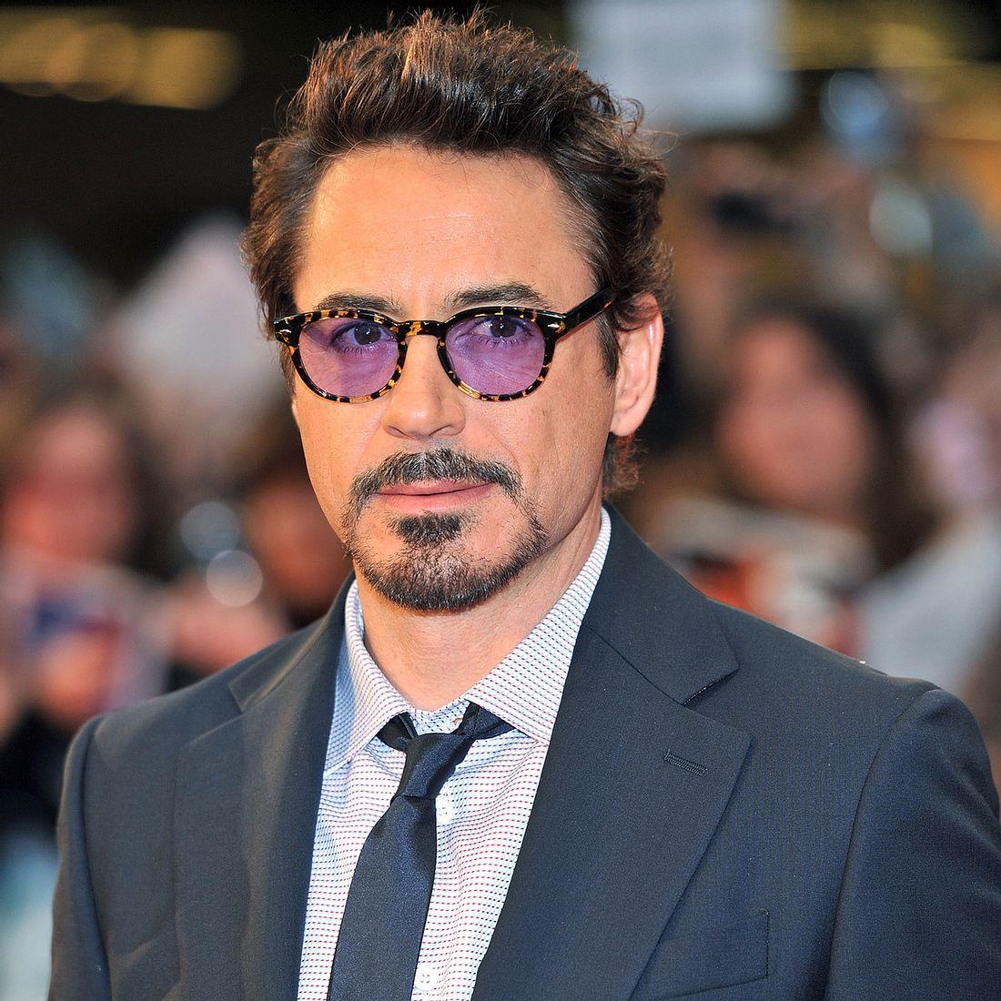 """Robert Downey Jr. verletzt sich bei """"Iron Man 3""""-Dreh"""