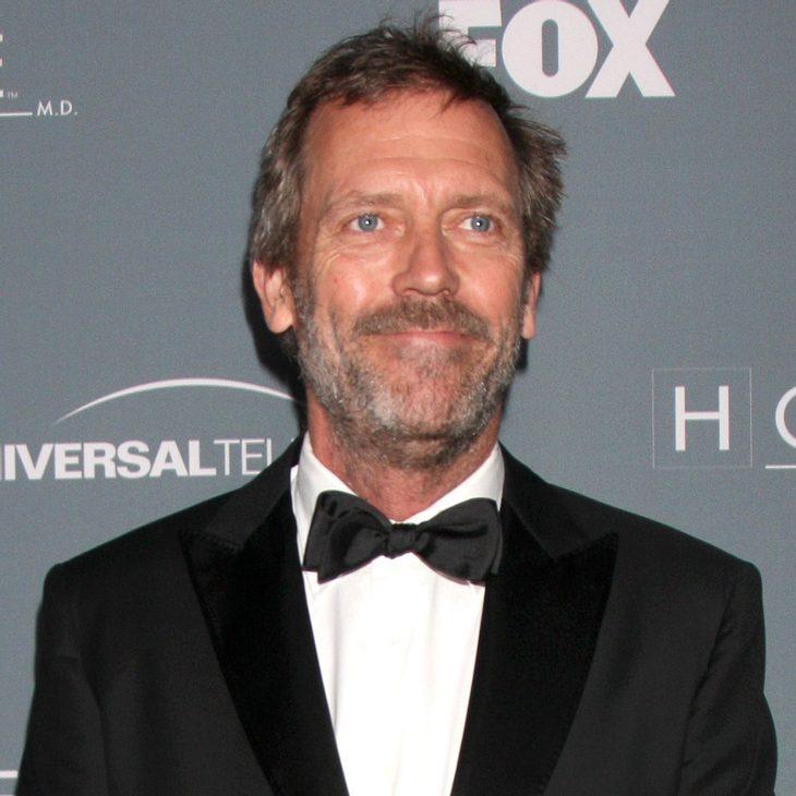 Hugh Laurie wird zum fiesen Konzernchef