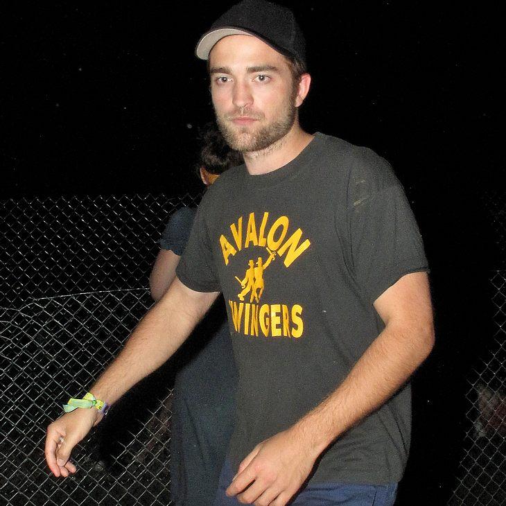 Robert Pattinson: Feiern gegen Liebeskummer