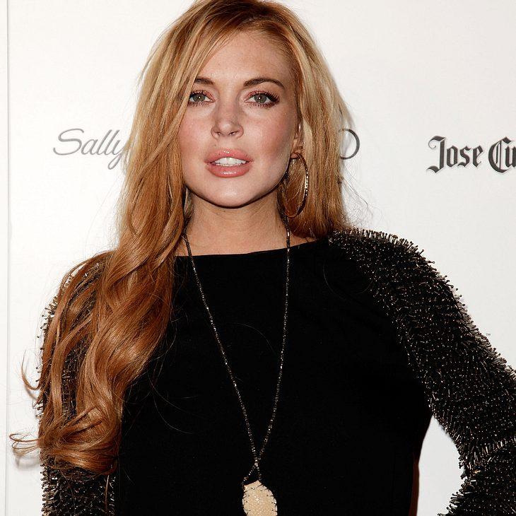 Lindsay Lohan: Glaubt die Polizei ihr nicht?