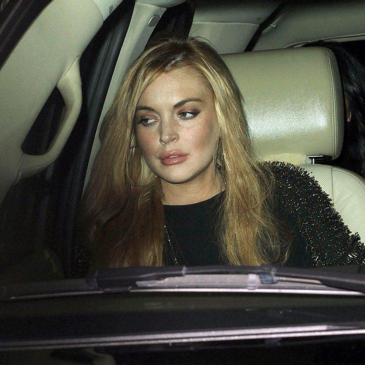 Lindsay Lohan wird zur Kasse gebeten