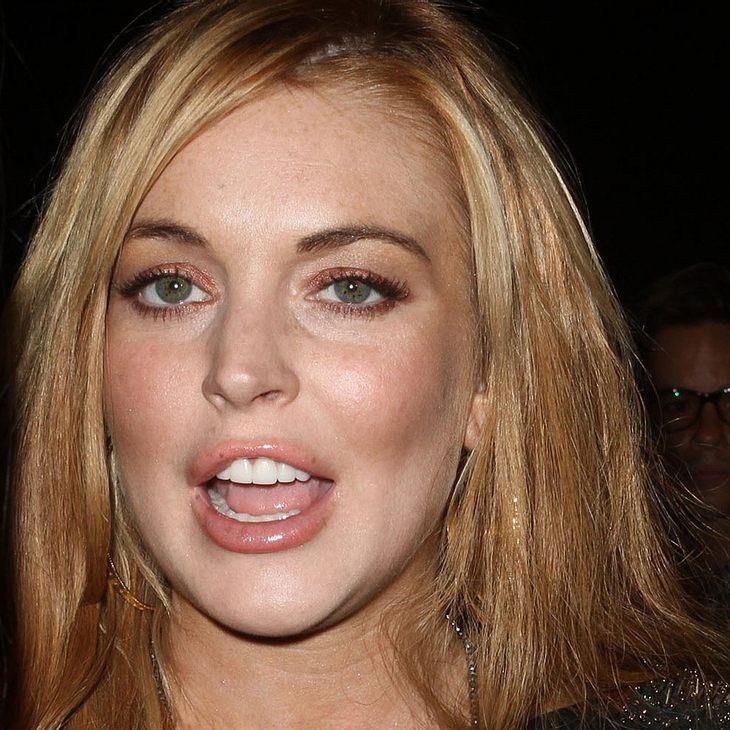Lindsay Lohan wurde verhaftet