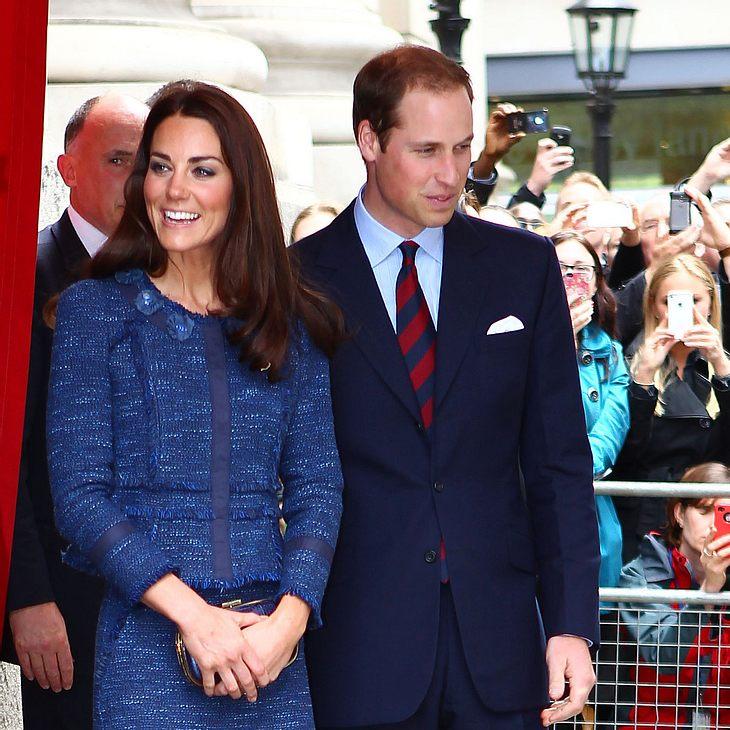 Prinz William wünscht sich Kinder