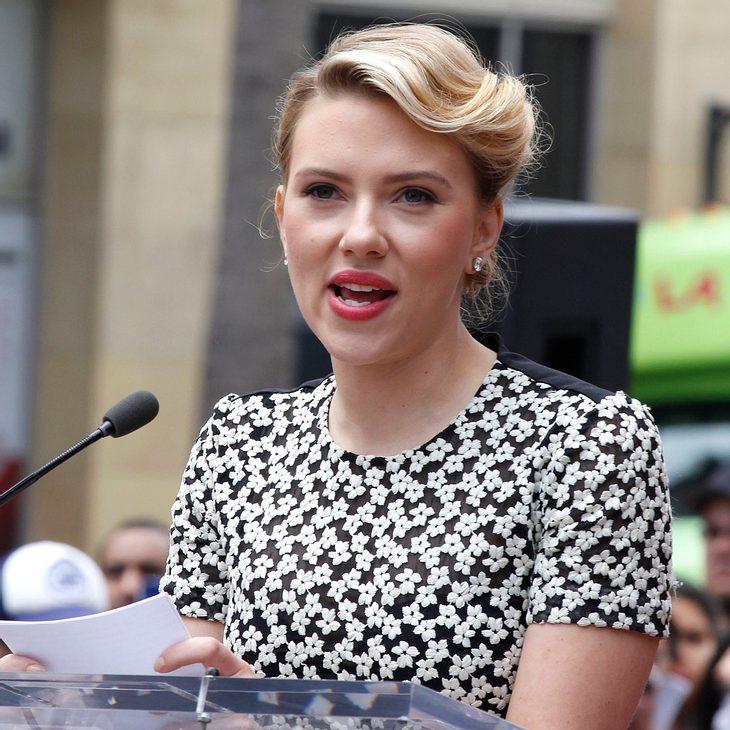 Scarlett Johansson: Darum unterstützt sie Barack Obama