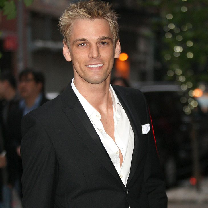 Aaron Carter plant musikalisches Comeback