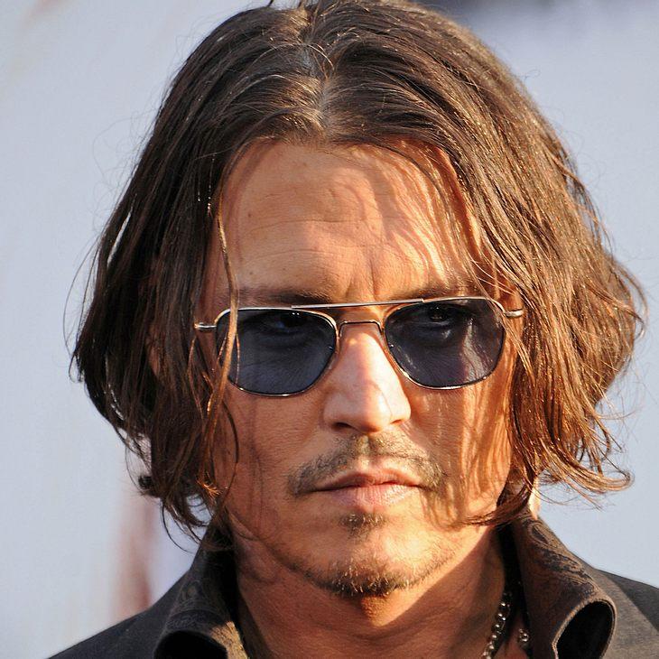 Johnny Depp: Bald mit Alice Cooper auf Tour?