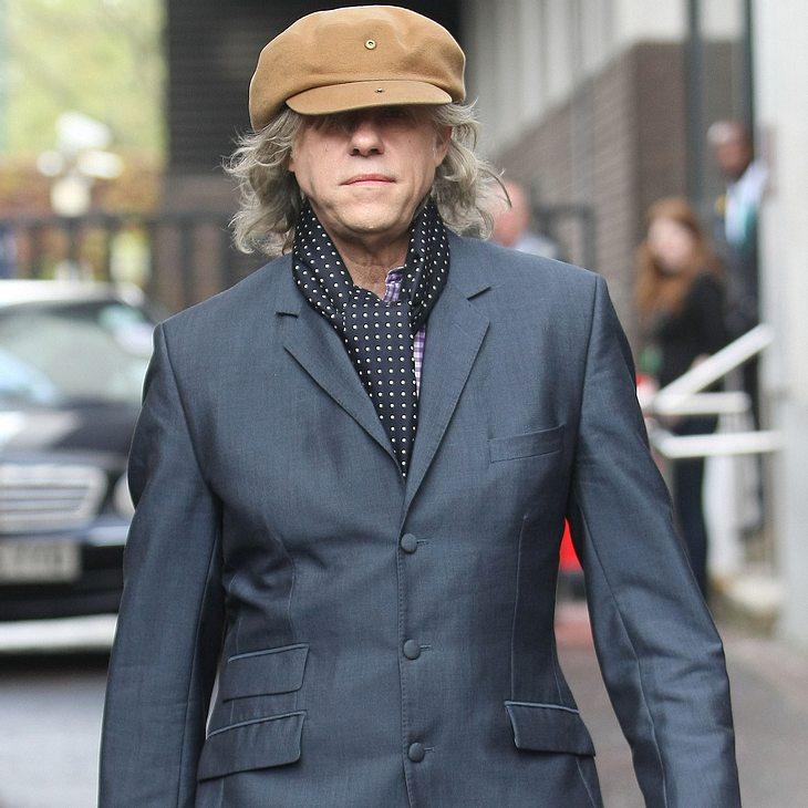 Bob Geldof: Live Aid ruinierte die Karriere