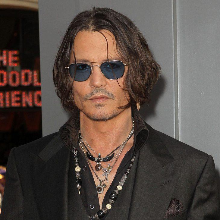 Johnny Depp: Bruderliebe zu Tim Burton