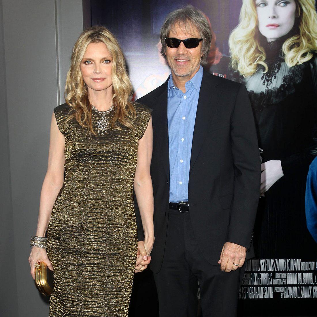 Michelle Pfeiffer: Verliebt wie am ersten Tag