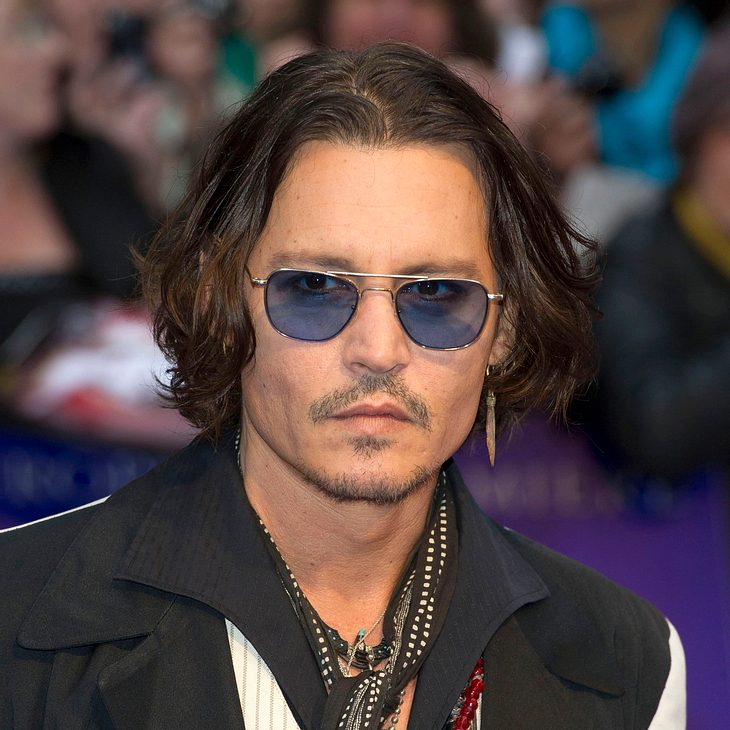 """Johnny Depp ist der """"männlichere Vampir"""""""