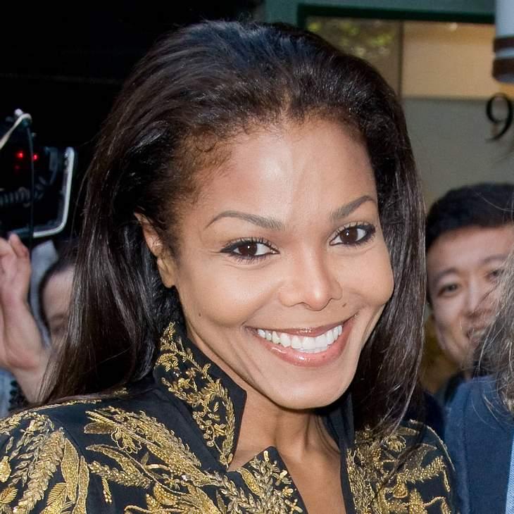 Janet Jackson ist verheiratet!