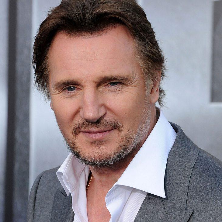 Liam Neeson: Ahnungslos im Batman-Film