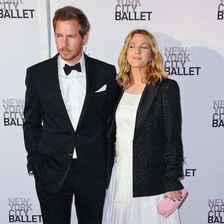Drew Barrymore hat geheiratet