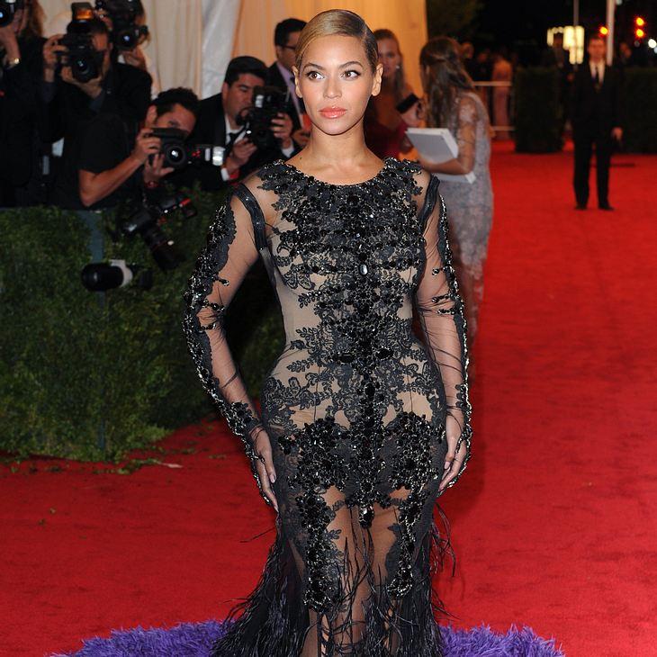 Beyoncé Knowles will wieder vor die Kamera
