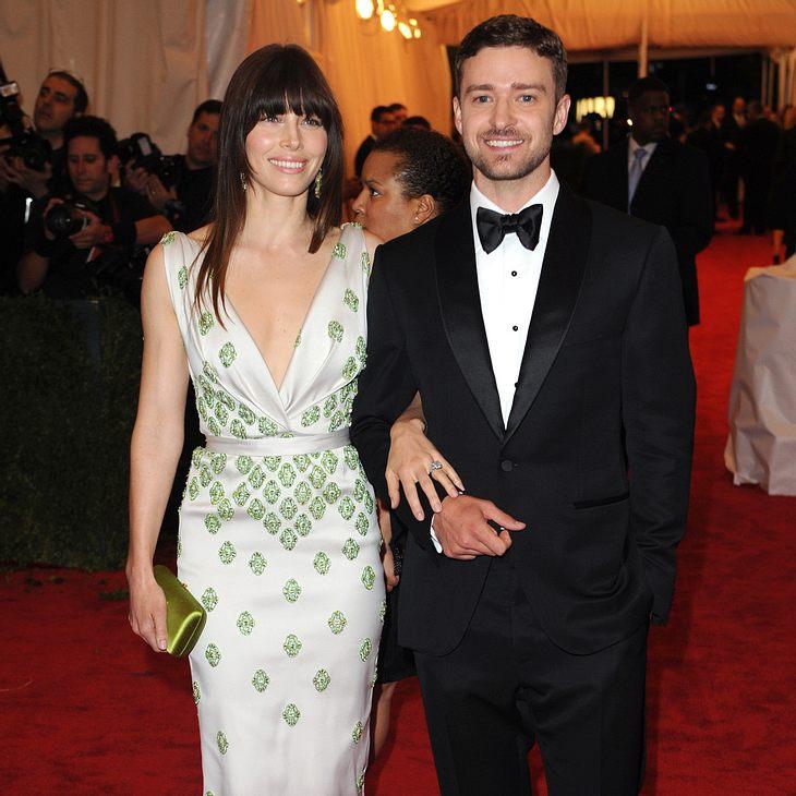 Jessica Biel und Justin Timberlake: Verlobungsparty