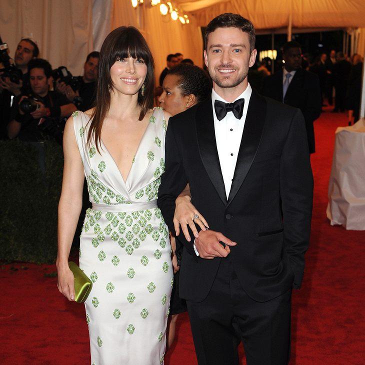 Justin Timberlake feiert Flitterwochen in Afrika