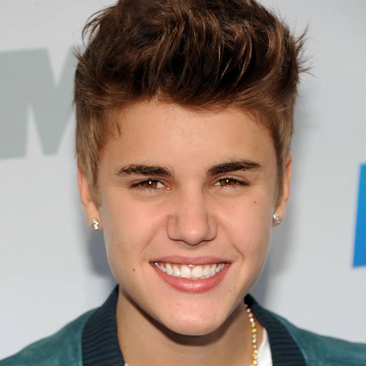 Justin Bieber: Heimlicher Bierkonsum