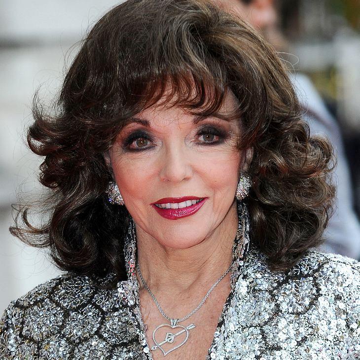 Joan Collins: Die letzte wahre Diva?