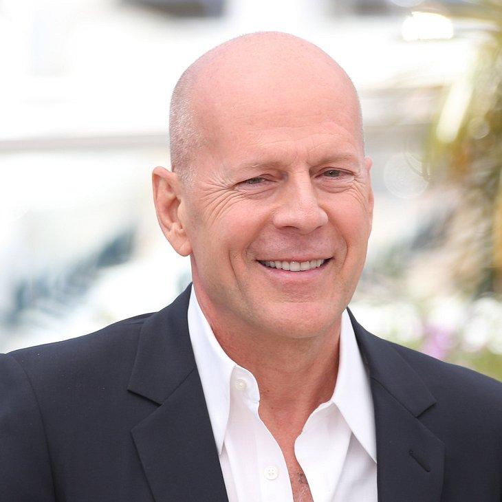 Bruce Willis besucht Konzert der Tochter