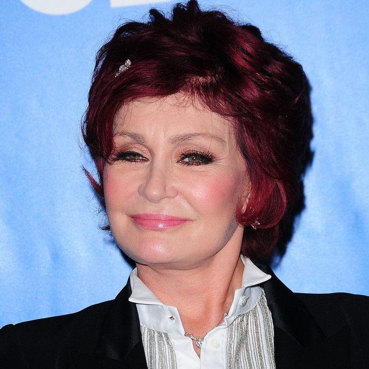 Sharon Osbourne: Tränen im TV