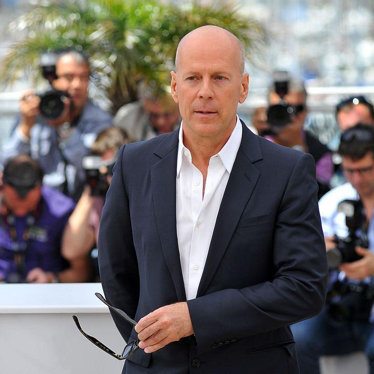 Bruce Willis: Geläuterter Papa