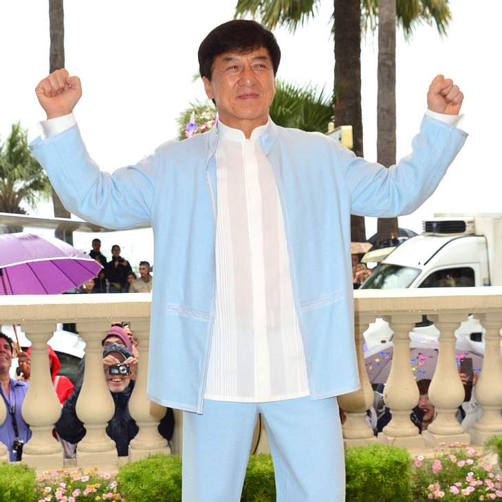 Jackie Chan hilft Provinz in China