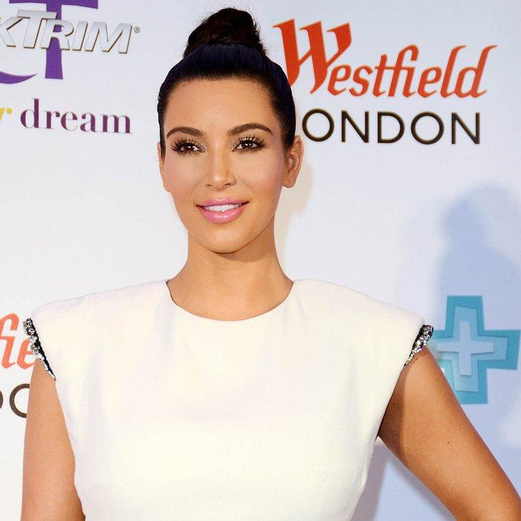 Kim Kardashian zur heißesten Frau gewählt
