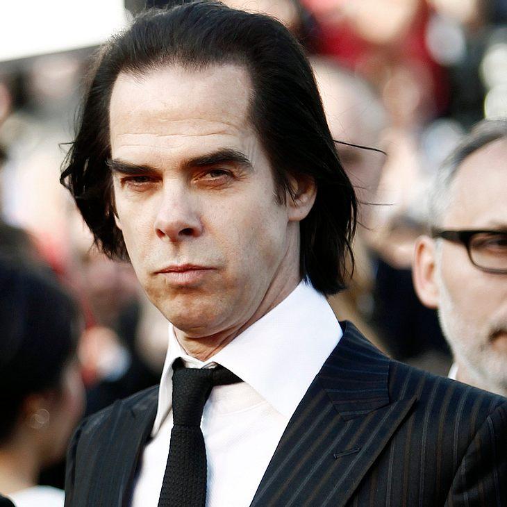 Nick Cave verurteilt Gewalt in Filmen