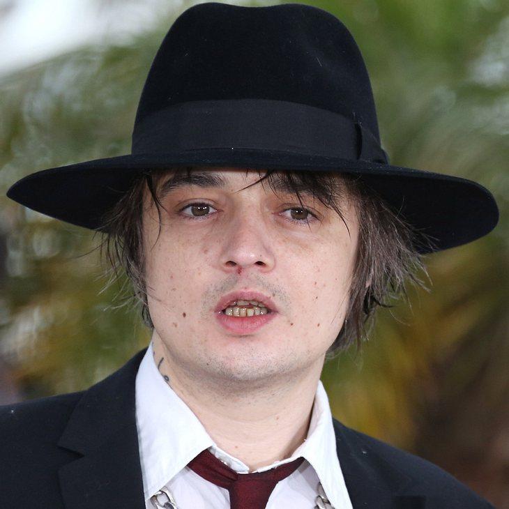 Pete Doherty aus Entzugsklinik geworfen