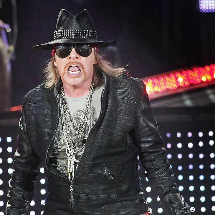 Guns N' Roses spielen zwölf Gigs in Las Vegas