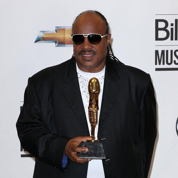 Stevie Wonder fordert schärfere Waffengesetze