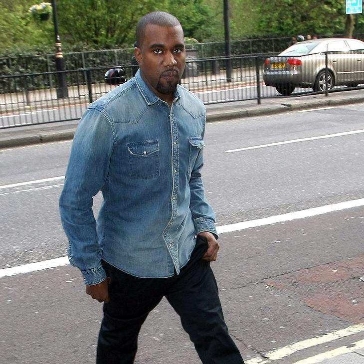 Kanye West plant Vergnügungspark