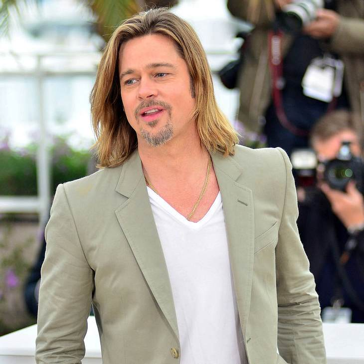 Brad Pitt leidet unter Gesichtsblindheit