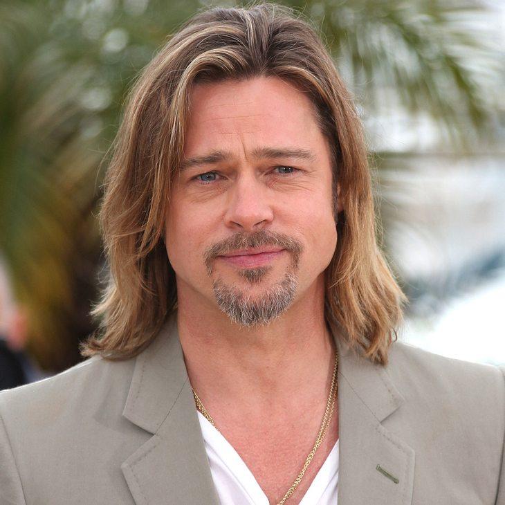 Brad Pitt spendet für die Rechte Homosexueller