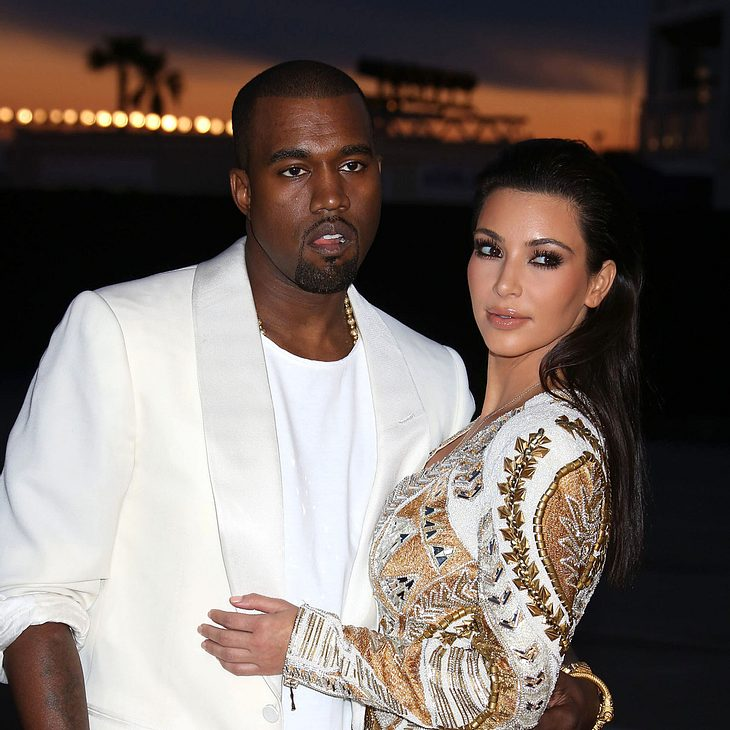 Kim Kardashian stand schon immer auf Kanye West