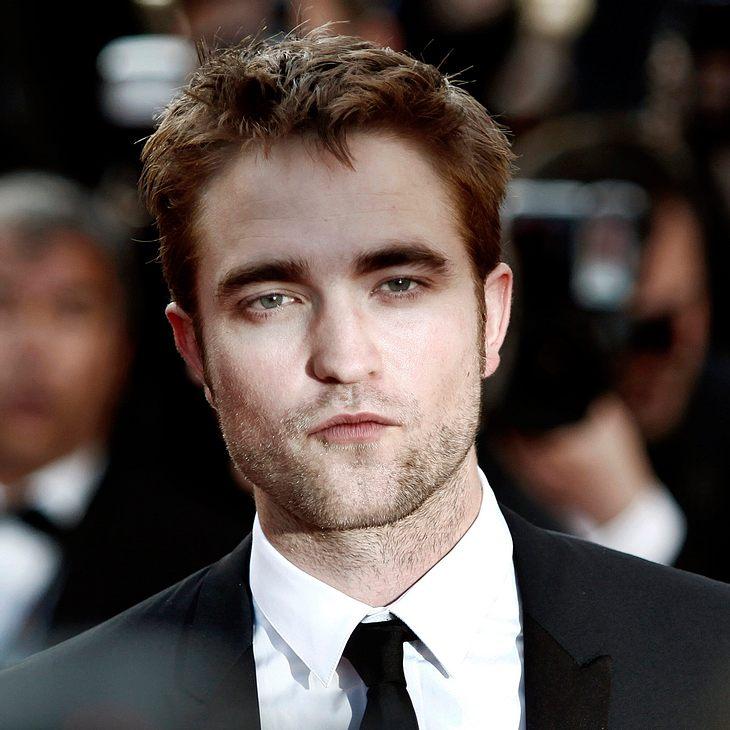 Robert Pattinson ist schon ausgezogen