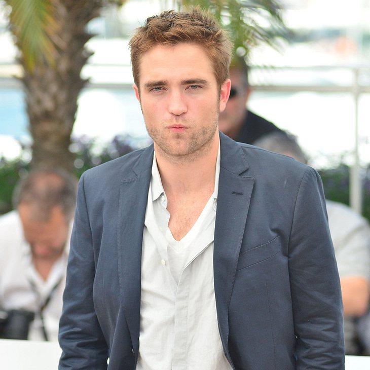 """Robert Pattinson: Für """"Twilight""""-Ende dankbar"""