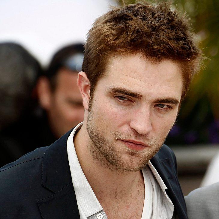Robert Pattinson will Gespräch von Mann zu Mann