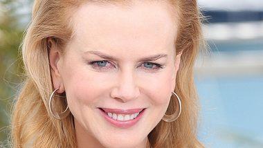 Nicole Kidman zieht für Magazin-Cover blank