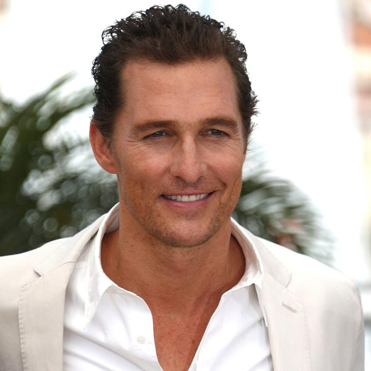 Matthew McConaughey sagt Kennedy-Rolle ab