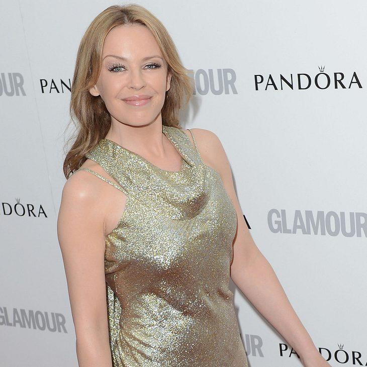 Kylie Minogue tritt wieder mit Donovan auf