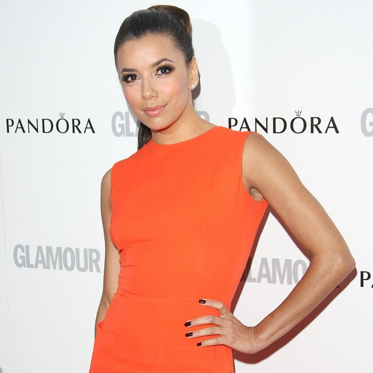 Eva Longoria wird Harper Beckhams Patentante