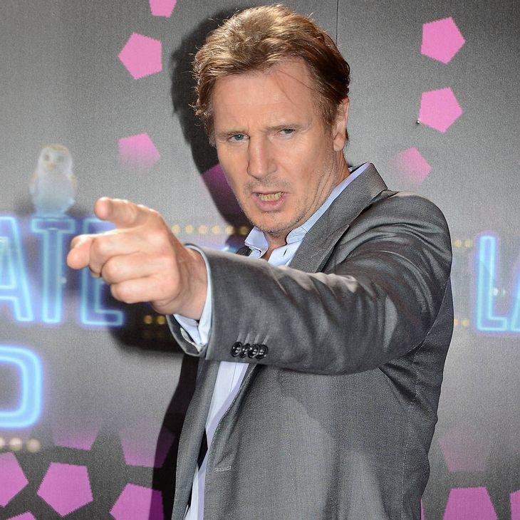 """Liam Neeson: """"Ich bin ein cooler Vater!"""""""