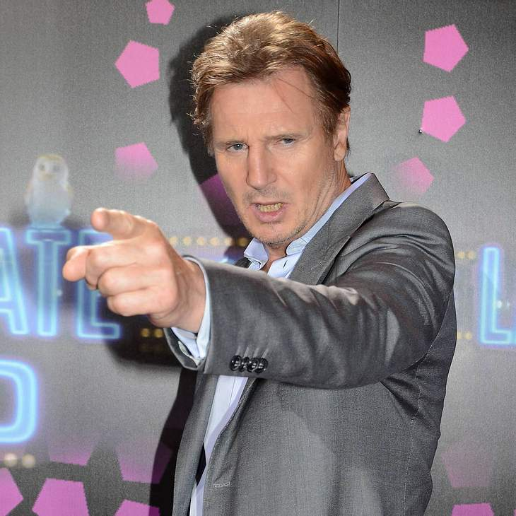 Liam Neeson bald Komödien-Darsteller?