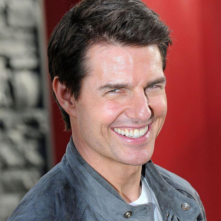 Tom Cruise verzichtet aufs Sorgerecht