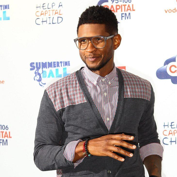 Usher erwirkt einstweilige Verfügung gegen Stalkerin