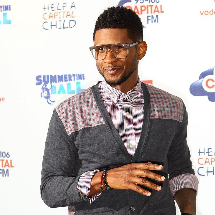 Usher gewinnt gegen Stalkerin